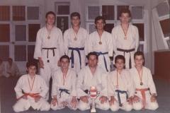 equipo-de-judo-campeonato-regional-puertollano-1985-1986