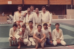 primeros-competidores-de-judo-del-club-fuji-yama-feria-albacete-1980