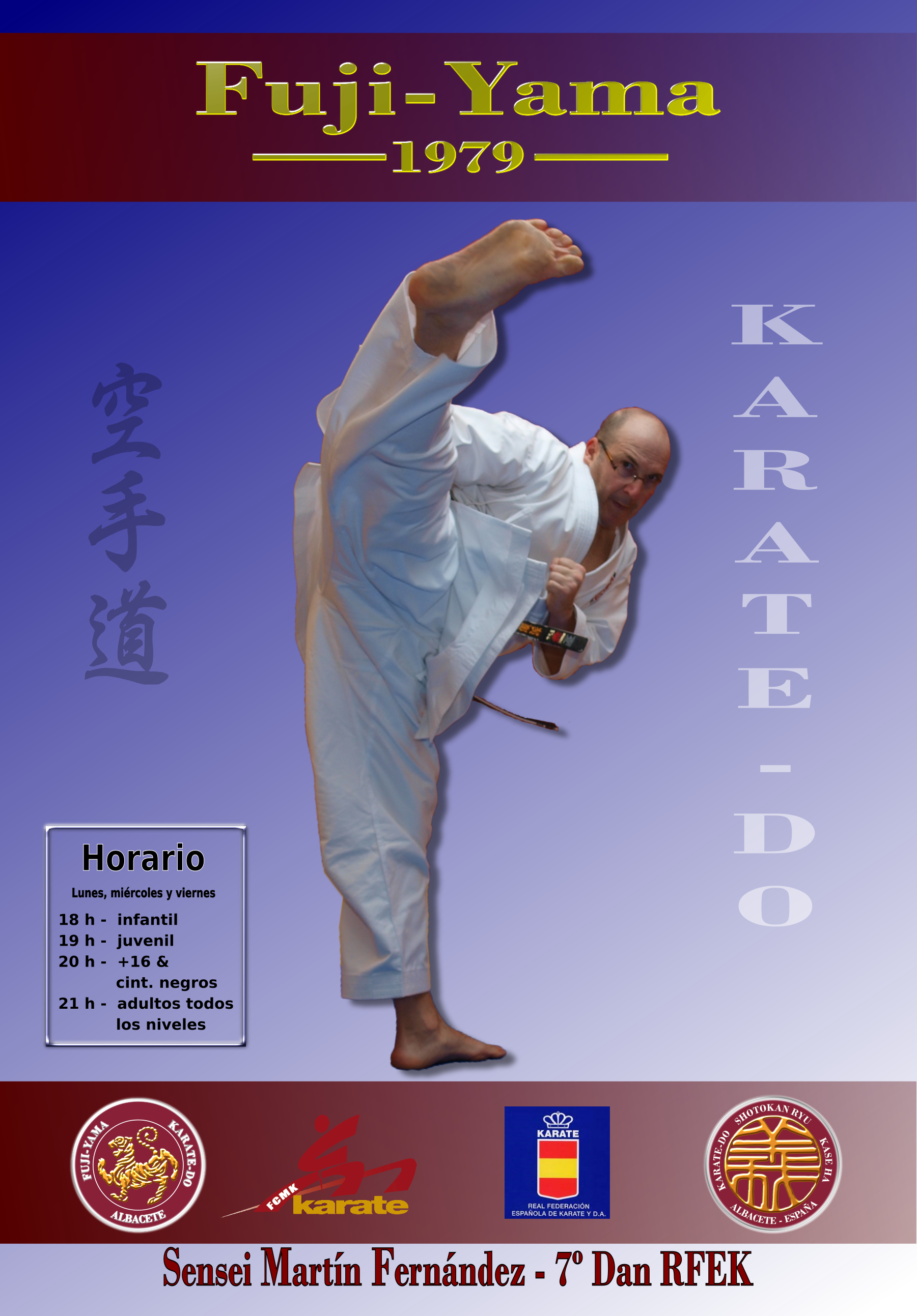 cartel-fuji-yama-karate-do